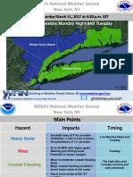 Blizzard Briefing 0311 4pm External
