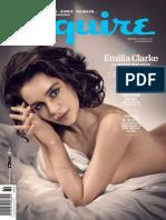 Esquire Mexico - Febrero 2016