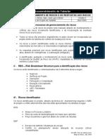 Exemplo Plano de Gerenciamento Riscos - Tubarao