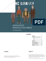 'The Library' Production Bible