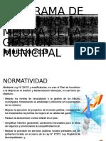 Diapositivas Plan de Incentivos_ppto Participativo