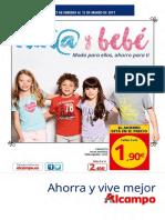 Catálogo Niño-bebé (27-02 Al 12-03 de 2017)