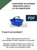 Desenvolvimento de um  produto