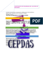 CEPDAS  2 S