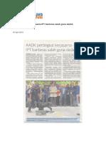 AADK Pertingkat Kerjasama IPT Banteras Salah Guna Dadah