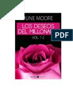 Los Deseos Del Millonario- Vol.1-2- June Moore (1)