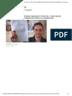 La Fibromialgia Misterio Resuelto Por Fin !, Por Favor Comparte Esta Información Para La Humanidad – Daily Health Plans