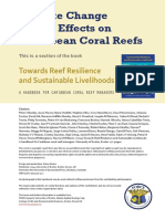 Climate Change and it's Effects on Caribbean Coral Reefs