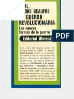 Beaufre, Gral. André - La Guerra Revolucionaria