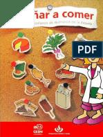 Libro Enseñar a Comer
