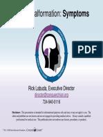 SYMPTOMS Presentation