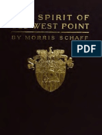 (1907) The Spirit of West Point
