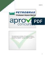 Sgc Petrobras Distribuidora 2014 Intensivao Sup Psico Conhec Espec i 30 a 35