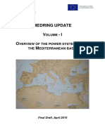 Overview of the Power Systems of the Mediterranean Basin