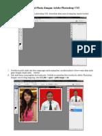 Manipulasi Photo Dengan Adobe Photoshop CS3