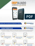 Presentación Comercial Mini Datafono 2017
