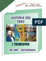 Historia del Perú, Adeu