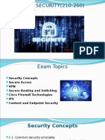 CCNA Security 01