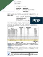 Yrina Llontop Yparraguirre- Propuesta Liquidacion