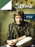 Cancionero de Joaquín Sabina