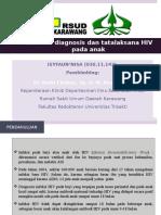 Ppt Referat Hiv Pada Anak