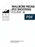 Smallbore Prone Shooting VOL2