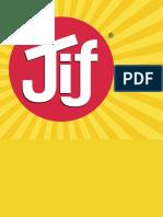 Jif Productbook