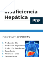 Insuficiencia Hepatica