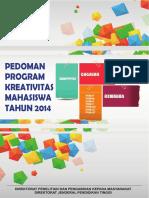 Panduan PKM 2014 Final Cetak