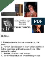 1.27.10 Wilson Brain Tumors