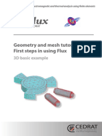 02 Basic 3D 1Steps GeometryMeshTutorial