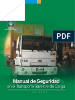 Manual de Transporte de Carga