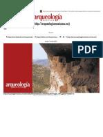 La Historia Prehispánica de Sonora _ Arqueología Mexicana