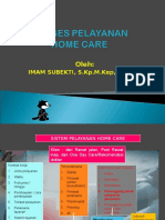 Proses Pelayanan Home Care