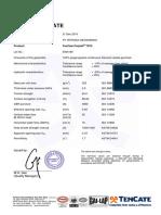 35. Revetment Use Geotextile - MC TS70