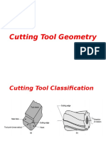 4_Cutting Tool Geometry