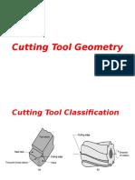 4_Cutting Tool Geometry