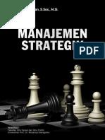 Manajemen Strategik Oleh Dr. Taufiqurokhman. m.si