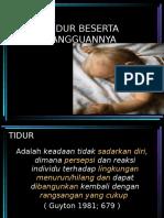 PPT Penyuluhan Ggn Tidur