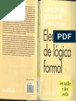 (Ariel Filosofía) Calixto Badesa, Ignacio Jané, Ramon Jansana-Elementos de lógica formal-Ariel (1998).pdf