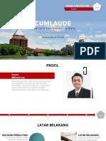 5. Cumlaude Red Theme Widescreen