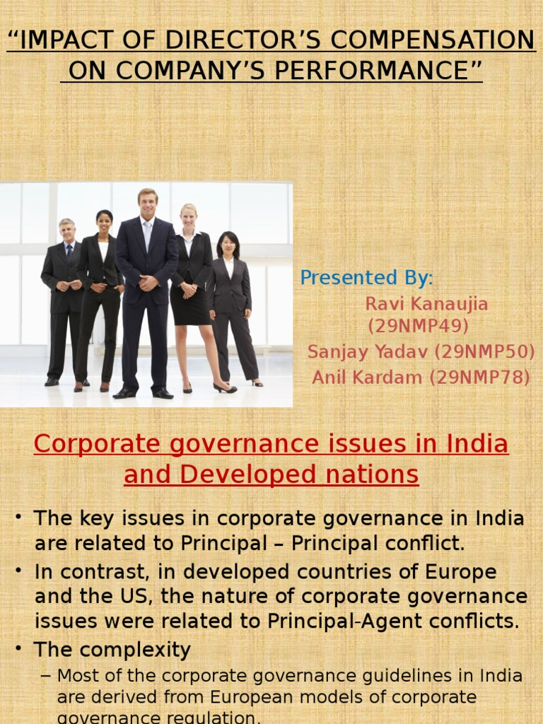 essentials of corporate governance an and sanjay