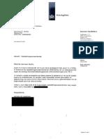 Vaststellingsovereenkomst Belastingdienst eind 2016