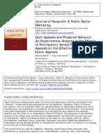 Journal of Nonprofit & Public Sector Marketing Volume 25 Issue 3 2013 [Doi 10.1080%2F10495142.2013.816595] Renner, Simone; Lindenmeier, Jörg; Tscheulin, Dieter K.; Drevs, -- Guilt Appeals and Pr (1)