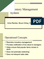 Inventory Management l Co