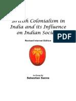 British Colonialism in India
