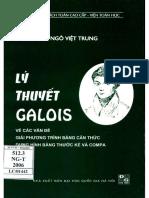 Lý Thuyết Galois (NXB Đại Học Quốc Gia 2006) - Ngô Việt Trung, 126 Trang