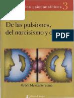 Musicante Ruben - De Las Pulsiones Del Narcisismo Y Del Goce
