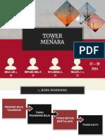 Menara Tower PDF