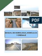 MANUAL DE HIDROLOGIA